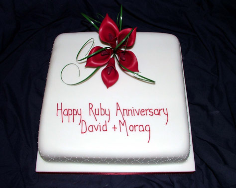 Standard designs for birthday, shower and anniversary cakes Simply brilliant